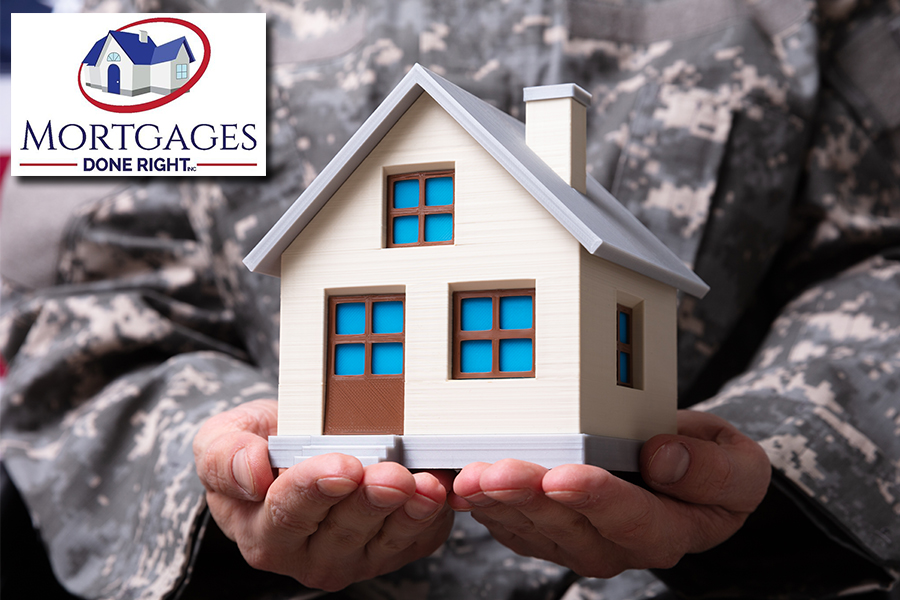 Purchase a home using VA Loan