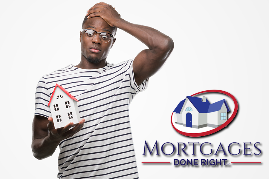 what not to do with your mortgage
